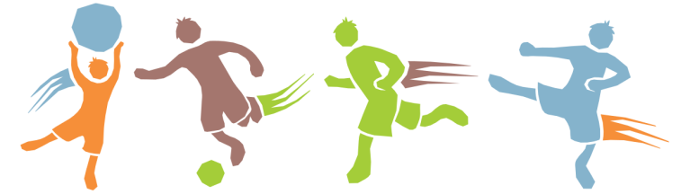 Icons of various sports activities